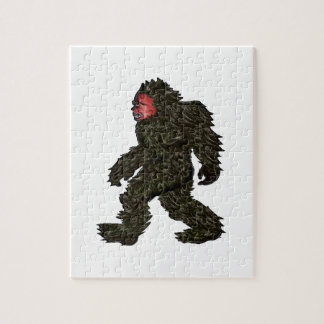 Bigfoot Pines Jigsaw Puzzle