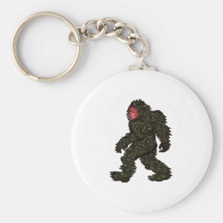 Bigfoot Pines Keychain