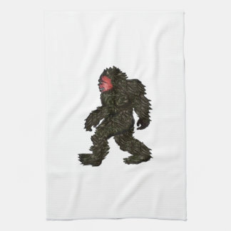 Bigfoot Pines Kitchen Towel