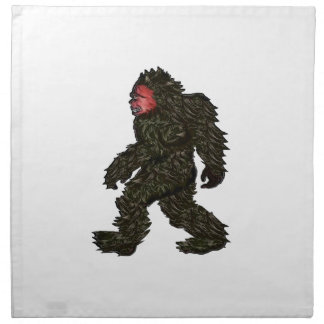 Bigfoot Pines Napkin