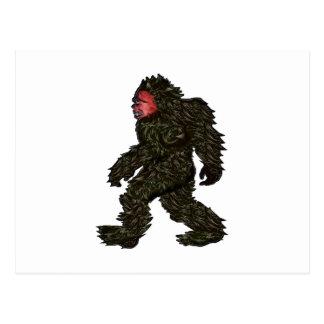 Bigfoot Pines Postcard