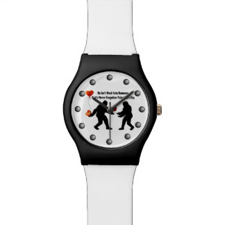 Bigfoot Remembers Valentine's Day Watches