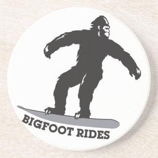 Bigfoot Rides! Coaster