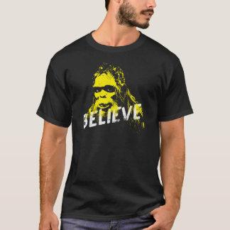 Bigfoot/Sasquatch Believe T-Shirt