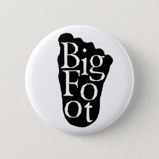 Bigfoot! Sasquatch Big Foot Yeti 2 Inch Round Button