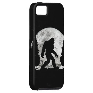 Bigfoot Sasquatch iPhone 5/5S, Vibe Case