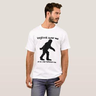 Bigfoot Saw Me Funny Tshirt