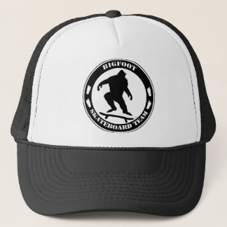 Bigfoot Skateboard Team Trucker Hat