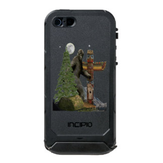 Bigfoot t-shirts incipio ATLAS ID™ iPhone 5 case