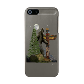 Bigfoot t-shirts incipio feather® shine iPhone 5 case