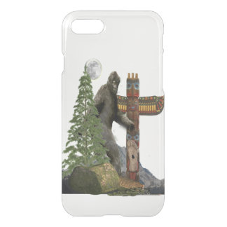 Bigfoot t-shirts iPhone 8/7 case