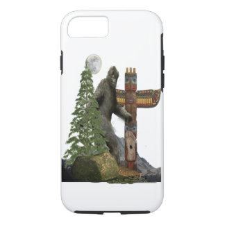 Bigfoot t-shirts iPhone 8/7 case