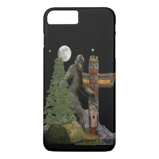 Bigfoot t-shirts iPhone 8 plus/7 plus case