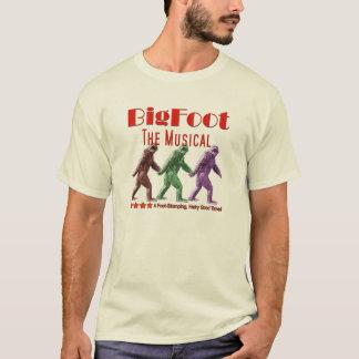 BigFoot The Musical T-Shirt