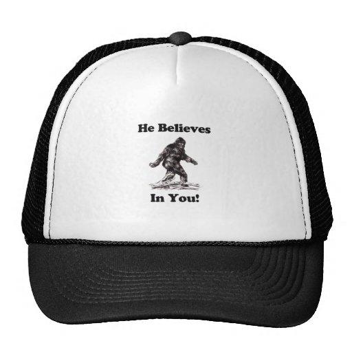 Bigfoot the Squatch Hat