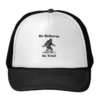 Bigfoot the Squatch Trucker Hat