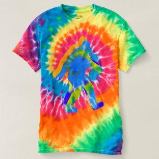 Bigfoot Tie Dye T-shirt