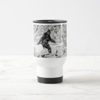 Bigfoot Travel Mug