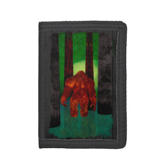 Bigfoot Tri-fold Wallet