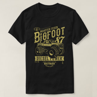 Bigfoot Truck T-Shirt