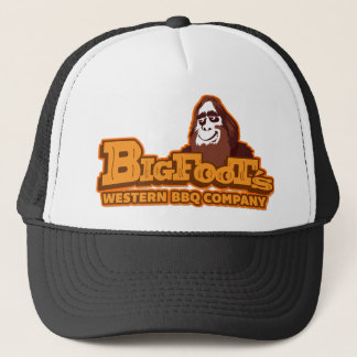 Bigfoot's Western BBQ Co. Trucker Hat