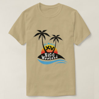 BiGG Weekend XV T-Shirt - 15 Pool Ball