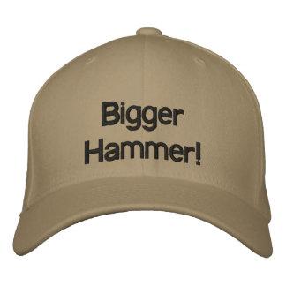 Bigger Hammer Hat Baseball Cap