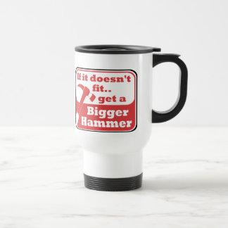 Bigger Hammer Travel Mug