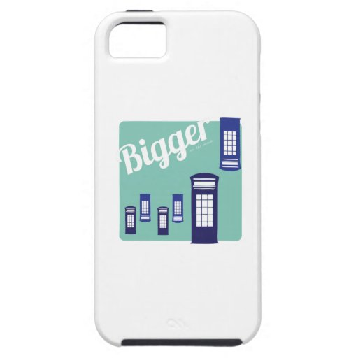 Bigger On The Inside Case For iPhone 5/5S