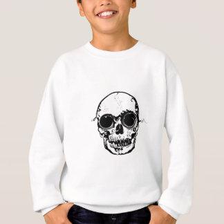 bigger skull sweatshirt