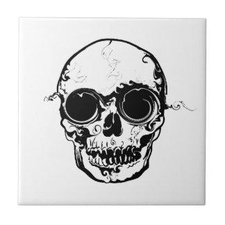 bigger skull tile