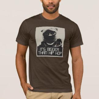 bigger than hip hop - kid T-Shirt