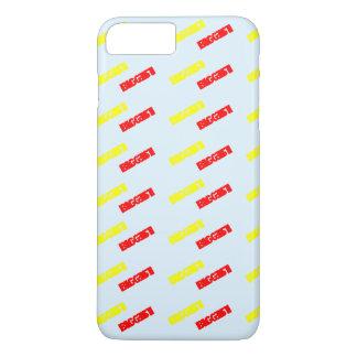 Biggest is big iPhone 7 plus case