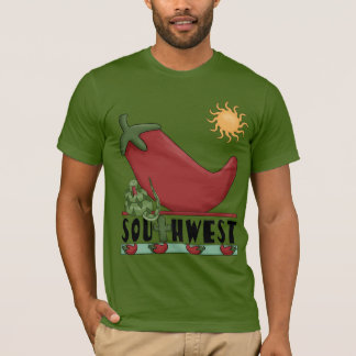 Biggest Red Chile Lover in the Southwest T-Shirt