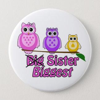 Biggest Sister Pin