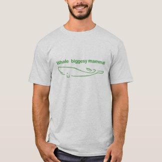 Biggesy Whale T-Shirt