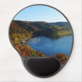 Biggetalsperre in the autumn gel mouse pad