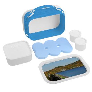 Biggetalsperre in the autumn lunch box