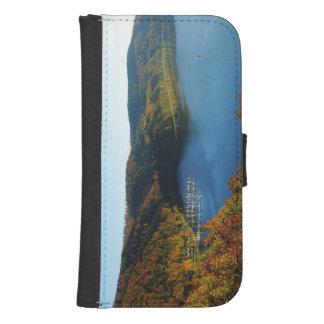 Biggetalsperre in the autumn samsung s4 wallet case