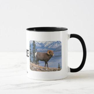 BIGHORN SHEEP MUG