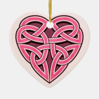 Bijii Heartknot Ornament