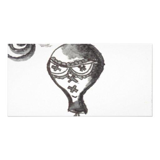 Bijini Art Print #1: Sunglasses For Sale Personalized Photo Card