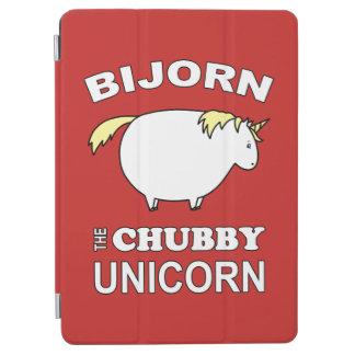 Bijorn The Chubby Unicorn iPad Air Cover