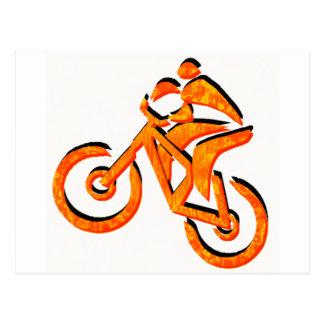 Bike All Climates Postcard