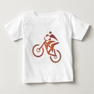 Bike All Downhill Baby T-Shirt
