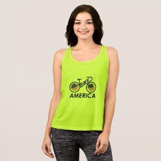 Bike America Tank Top