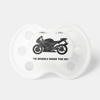 Bike and body soul pacifier