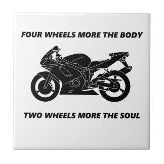 Bike and body soul tile