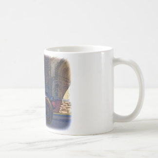 Bike and Bridge Coffee Mug