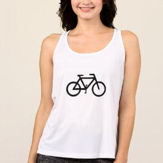 Bike Bicycle Cyclist Biker Tank Top